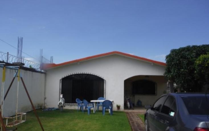 Foto de casa en venta en  , tetelcingo, cuautla, morelos, 1576408 No. 01