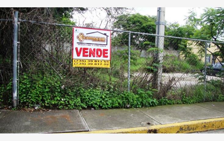 Foto de terreno habitacional en venta en  , tetelcingo, cuautla, morelos, 1783156 No. 01