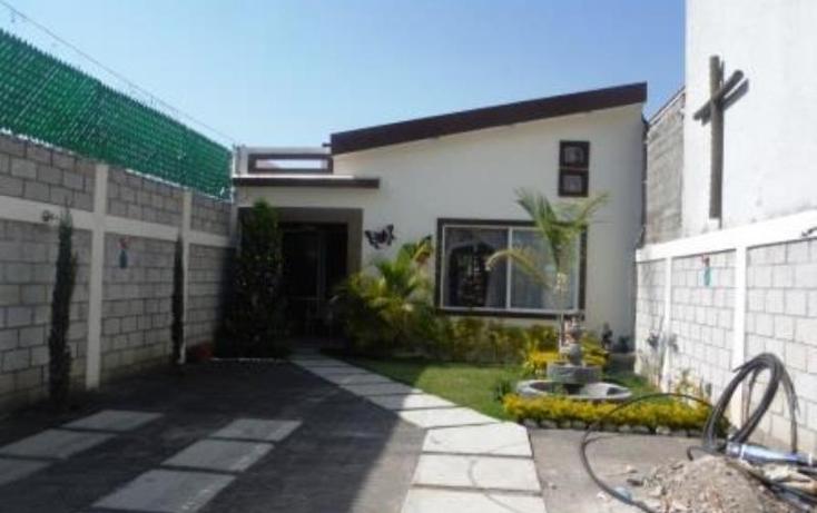 Foto de casa en venta en  , tetelcingo, cuautla, morelos, 1791594 No. 01