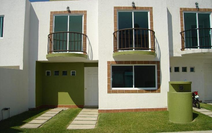 Foto de casa en venta en  , tetelcingo, cuautla, morelos, 462291 No. 01