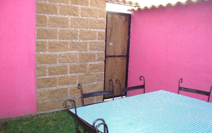 Foto de casa en venta en  , tetelcingo, cuautla, morelos, 462291 No. 04
