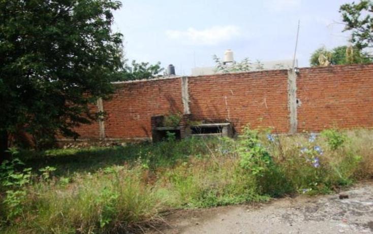 Foto de terreno habitacional en venta en  , tetelcingo, cuautla, morelos, 791377 No. 04