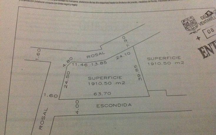 Foto de terreno habitacional en venta en, tetelpan, álvaro obregón, df, 449022 no 07