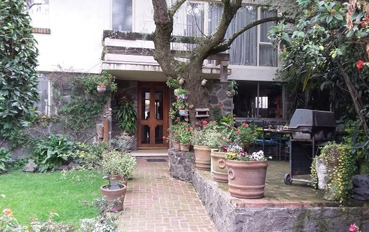Foto de casa en venta en  , tetelpan, álvaro obregón, distrito federal, 1060079 No. 01