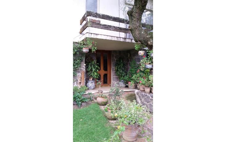 Foto de casa en venta en  , tetelpan, álvaro obregón, distrito federal, 1060079 No. 35