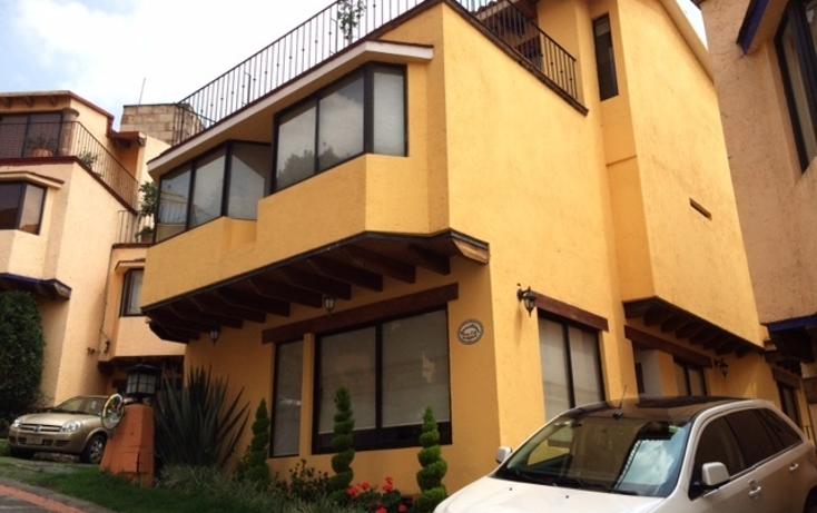 Foto de casa en renta en  , tetelpan, ?lvaro obreg?n, distrito federal, 1114599 No. 01