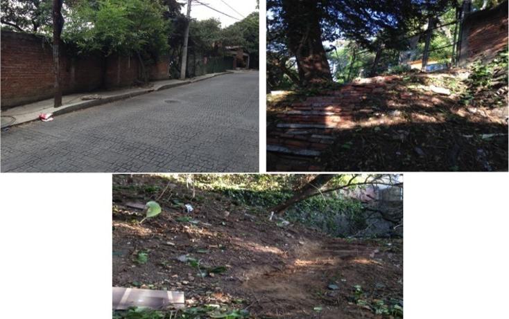 Foto de terreno habitacional en venta en  , tetelpan, ?lvaro obreg?n, distrito federal, 1157663 No. 02