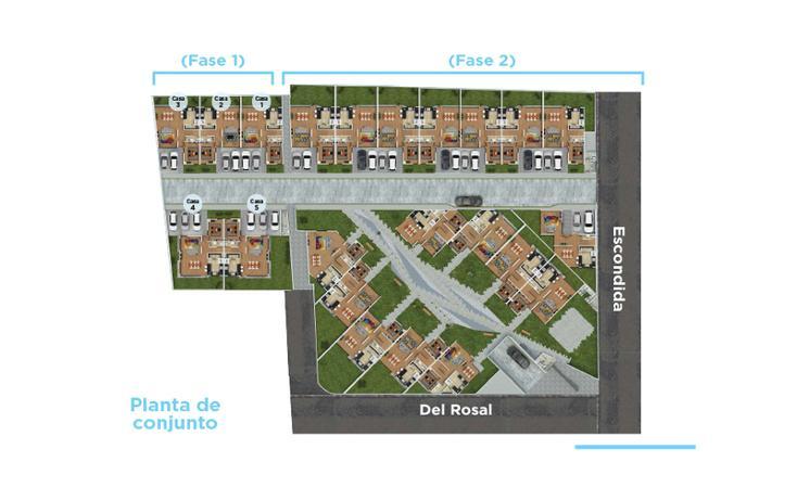 Foto de casa en venta en  , tetelpan, álvaro obregón, distrito federal, 1344257 No. 06