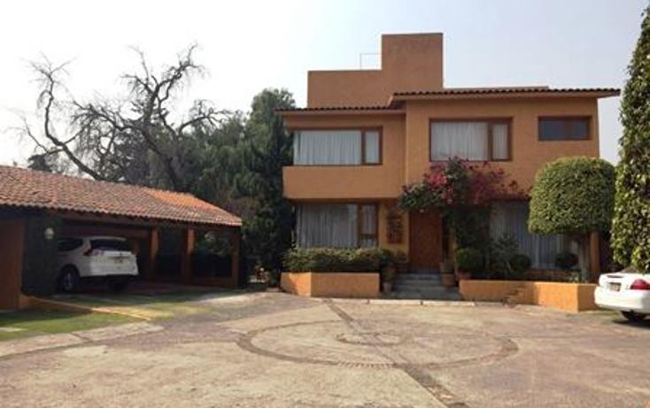 Foto de casa en renta en  , tetelpan, ?lvaro obreg?n, distrito federal, 1636902 No. 01
