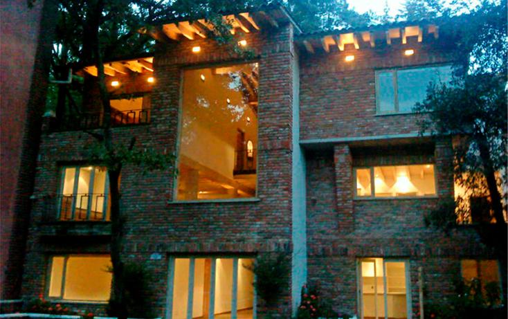 Foto de casa en venta en  , tetelpan, álvaro obregón, distrito federal, 1673202 No. 01