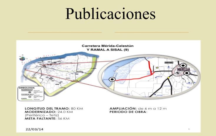 Foto de terreno comercial en venta en  , tetiz, tetiz, yucatán, 1046033 No. 06