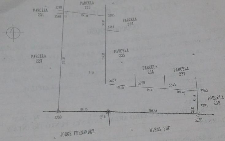 Foto de terreno habitacional en venta en  , tetiz, tetiz, yucatán, 1542510 No. 01