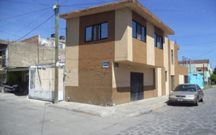 Foto de casa en venta en  , tetlán, guadalajara, jalisco, 1715362 No. 01