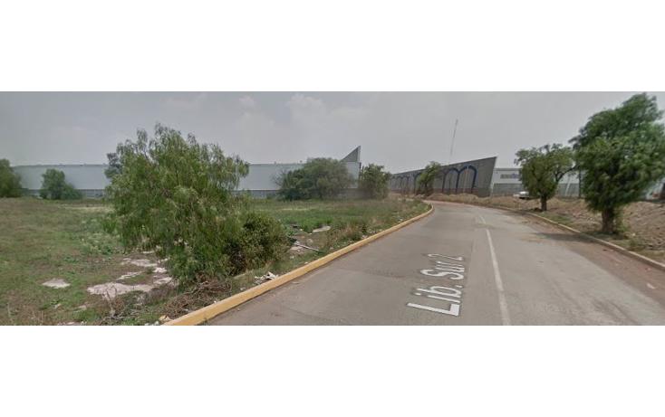 Foto de terreno industrial en renta en  , texcacoa, tepotzotlán, méxico, 1422931 No. 01
