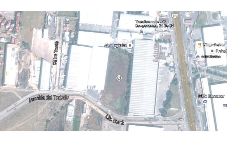 Foto de terreno industrial en renta en  , texcacoa, tepotzotlán, méxico, 1422931 No. 04