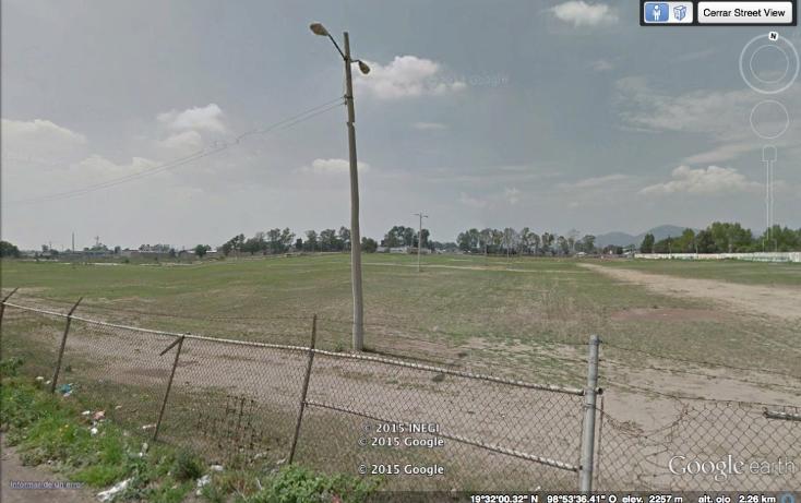 Foto de terreno comercial en venta en  , texcoco de mora centro, texcoco, m?xico, 1186159 No. 05