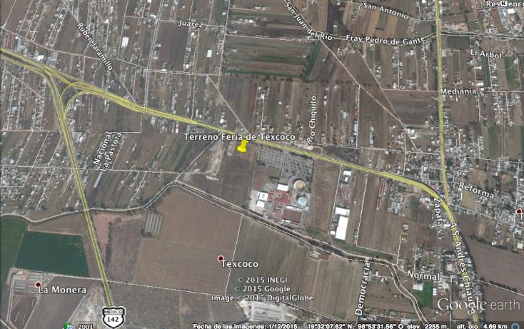 Foto de terreno comercial en venta en  , texcoco de mora centro, texcoco, m?xico, 1186159 No. 08