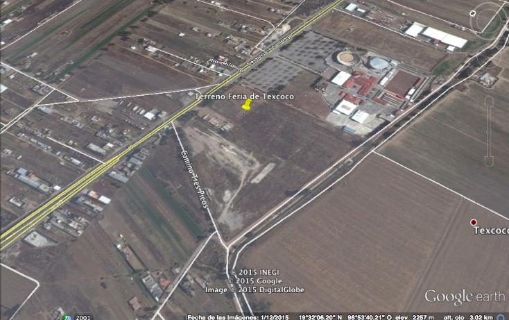 Foto de terreno comercial en venta en  , texcoco de mora centro, texcoco, m?xico, 1186159 No. 09