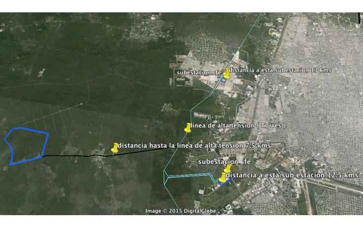 Foto de terreno comercial en venta en  , teya, kanasín, yucatán, 1617296 No. 04