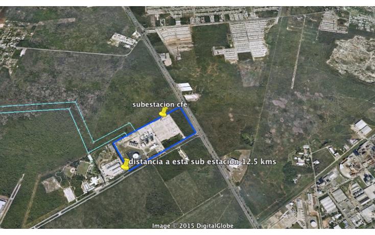 Foto de terreno comercial en venta en  , teya, kanasín, yucatán, 1617296 No. 05