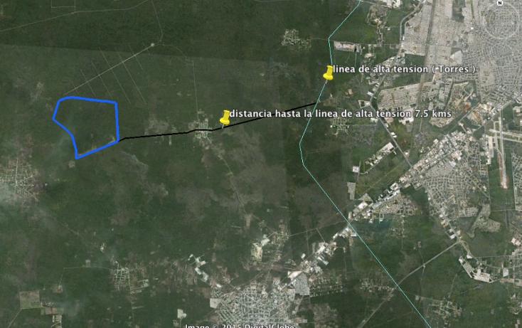 Foto de terreno comercial en venta en  , teya, kanasín, yucatán, 1617296 No. 08