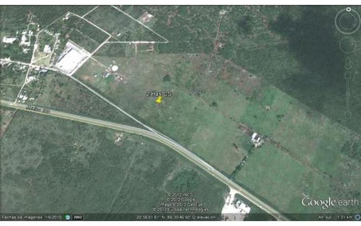 Foto de terreno comercial en venta en  , teya, teya, yucatán, 1098349 No. 03