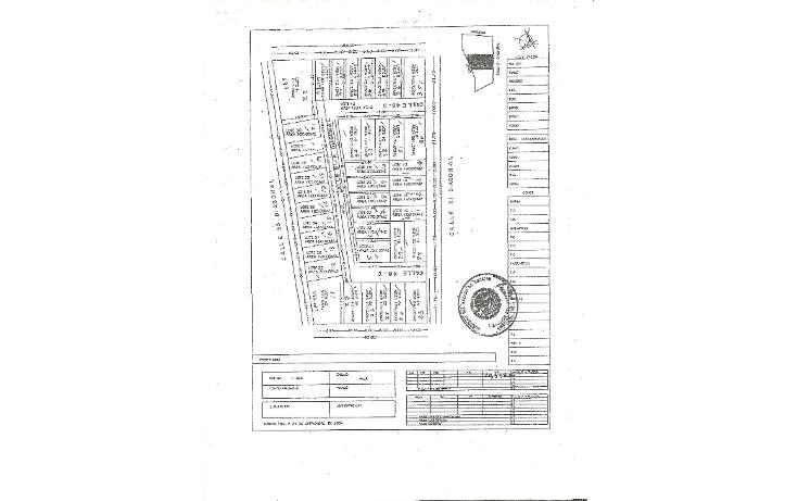 Foto de terreno habitacional en venta en  , teya, teya, yucatán, 1137265 No. 02