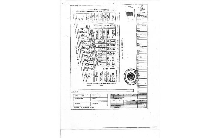 Foto de terreno habitacional en venta en  , teya, teya, yucat?n, 1266419 No. 01