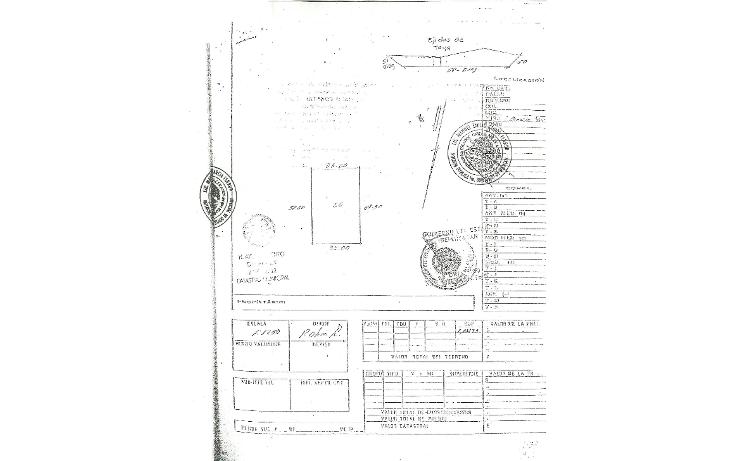 Foto de terreno habitacional en venta en  , teya, teya, yucatán, 1282921 No. 02