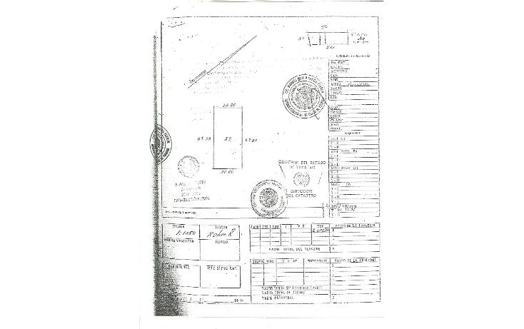 Foto de terreno habitacional en venta en  , teya, teya, yucatán, 1282921 No. 04