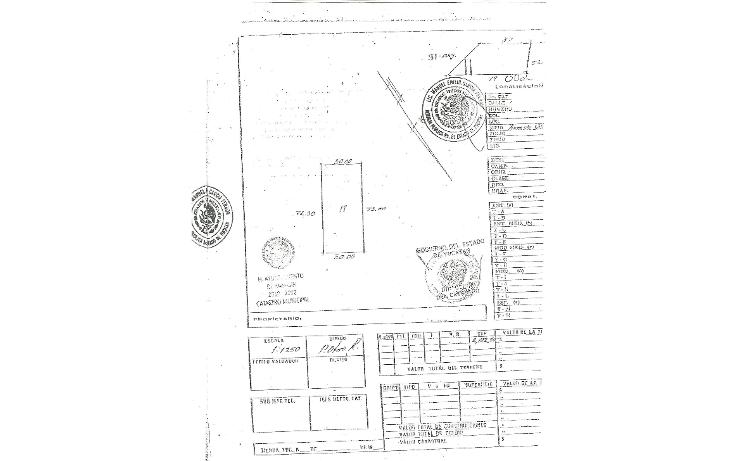 Foto de terreno habitacional en venta en  , teya, teya, yucatán, 1282921 No. 06