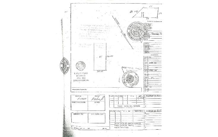 Foto de terreno habitacional en venta en  , teya, teya, yucatán, 1282921 No. 07