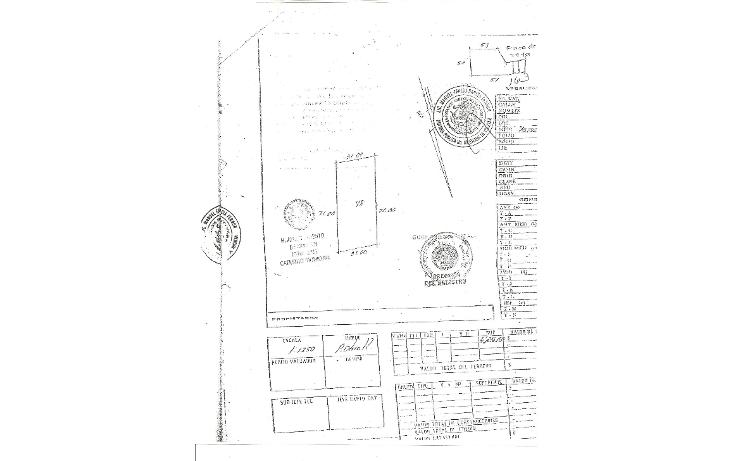 Foto de terreno habitacional en venta en  , teya, teya, yucatán, 1282921 No. 08