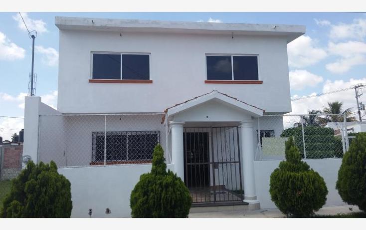 Foto de casa en venta en  , tezahuapan, cuautla, morelos, 1388303 No. 01