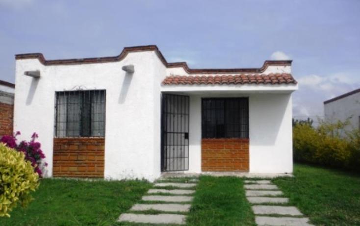 Foto de casa en venta en  , tezahuapan, cuautla, morelos, 1539630 No. 01