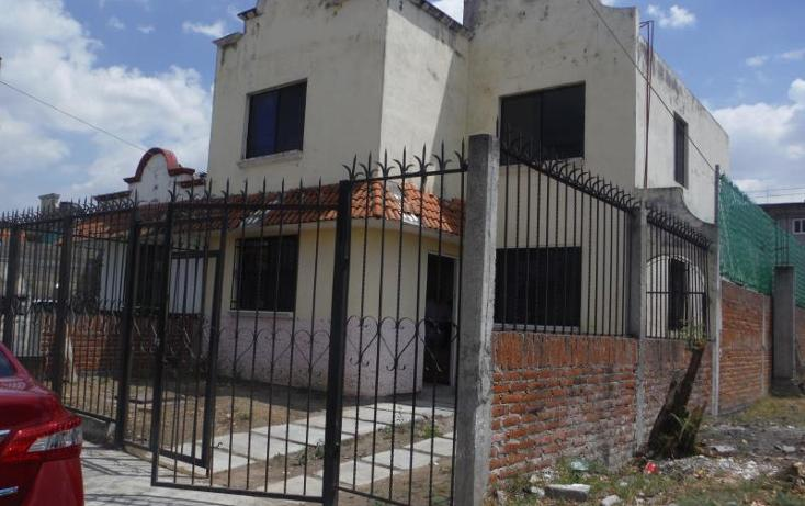 Foto de casa en venta en  , tezahuapan, cuautla, morelos, 1597928 No. 01