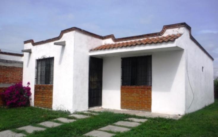 Foto de casa en venta en  , tezahuapan, cuautla, morelos, 1631658 No. 01