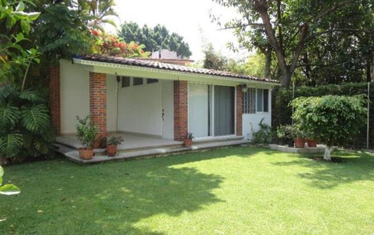 Foto de casa en renta en  -, tezontepec, cuernavaca, morelos, 2008048 No. 02
