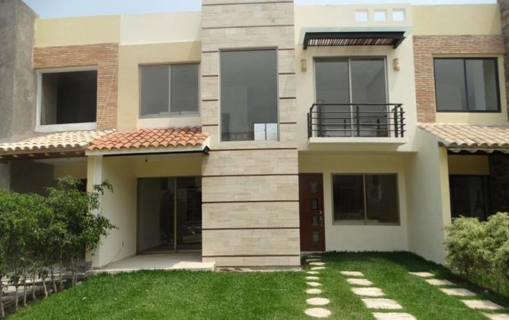 Foto de casa en venta en  , tezontepec, jiutepec, morelos, 396114 No. 01