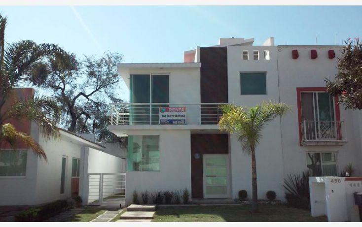 Foto de casa en renta en tezontle 456, san antonio, irapuato, guanajuato, 1606394 no 01