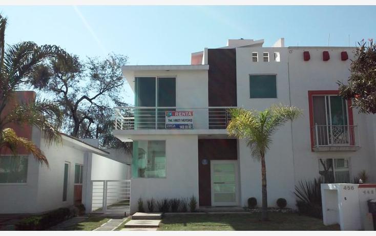 Foto de casa en renta en tezontle ---, san antonio de ayala, irapuato, guanajuato, 1606394 No. 01