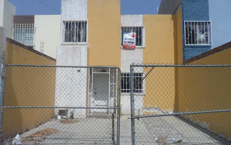 Foto de casa en venta en tezontle , tecnológico, san luis potosí, san luis potosí, 1721718 No. 01