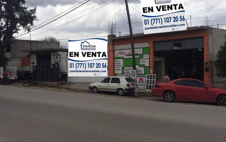 Foto de terreno comercial en venta en  , tezoquipa, atitalaquia, hidalgo, 1240499 No. 01