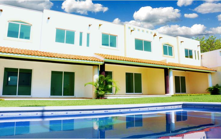 Foto de casa en venta en  , tezoyuca, emiliano zapata, morelos, 1179487 No. 01