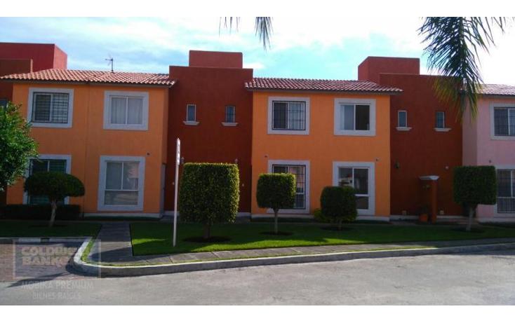 Foto de casa en venta en  , tezoyuca, emiliano zapata, morelos, 1853546 No. 01