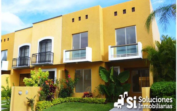 Foto de casa en venta en  , tezoyuca ii, emiliano zapata, morelos, 740319 No. 01