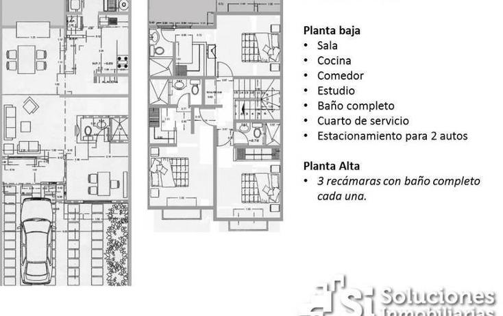 Foto de casa en venta en  , tezoyuca ii, emiliano zapata, morelos, 740319 No. 02