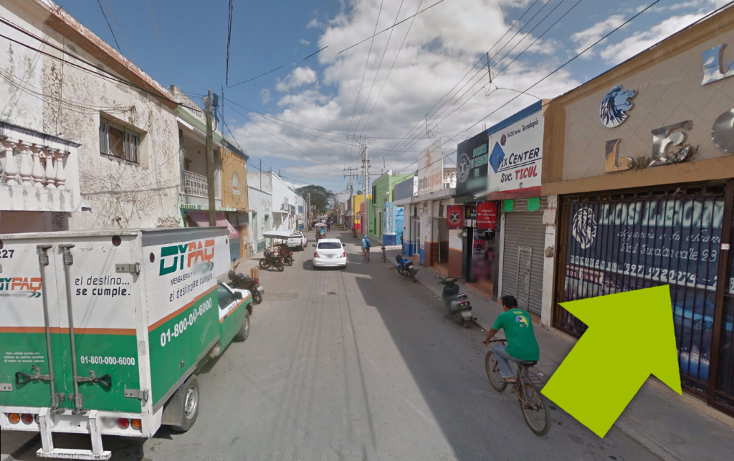 Foto de local en renta en  , ticul centro, ticul, yucat?n, 1089599 No. 01