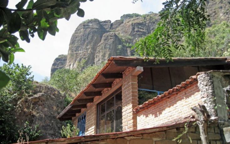 Foto de casa en venta en  , tierra blanca, tepoztlán, morelos, 1268049 No. 01