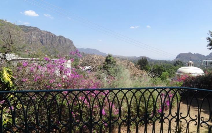 Foto de casa en venta en  , tierra blanca, tepoztlán, morelos, 1289503 No. 18